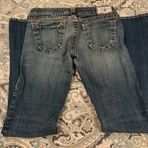 True Religion Gina Jeans